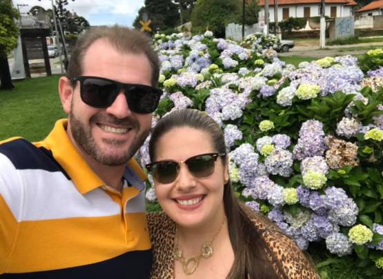 Ana Carolina e Leandro