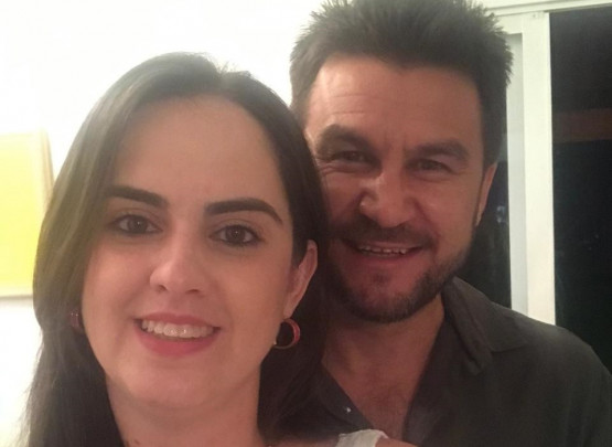 Cássio e Silvia