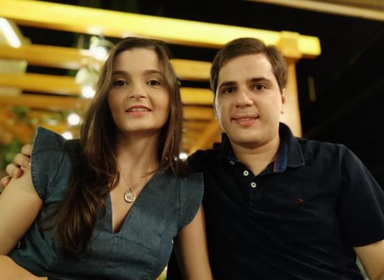 Luciano e Mariana